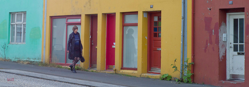 Multicolored Houses – Reykjavik