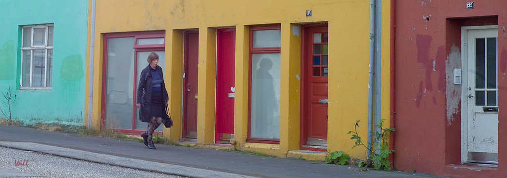 © Robert Will 2013<br /> <br /> Multicolored Houses – Reykjavik