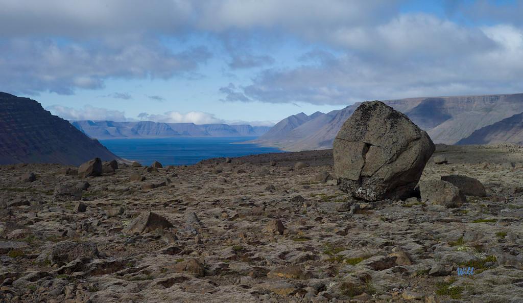 © Robert Will 2013<br /> <br /> Glacial Errata - Western Fjords