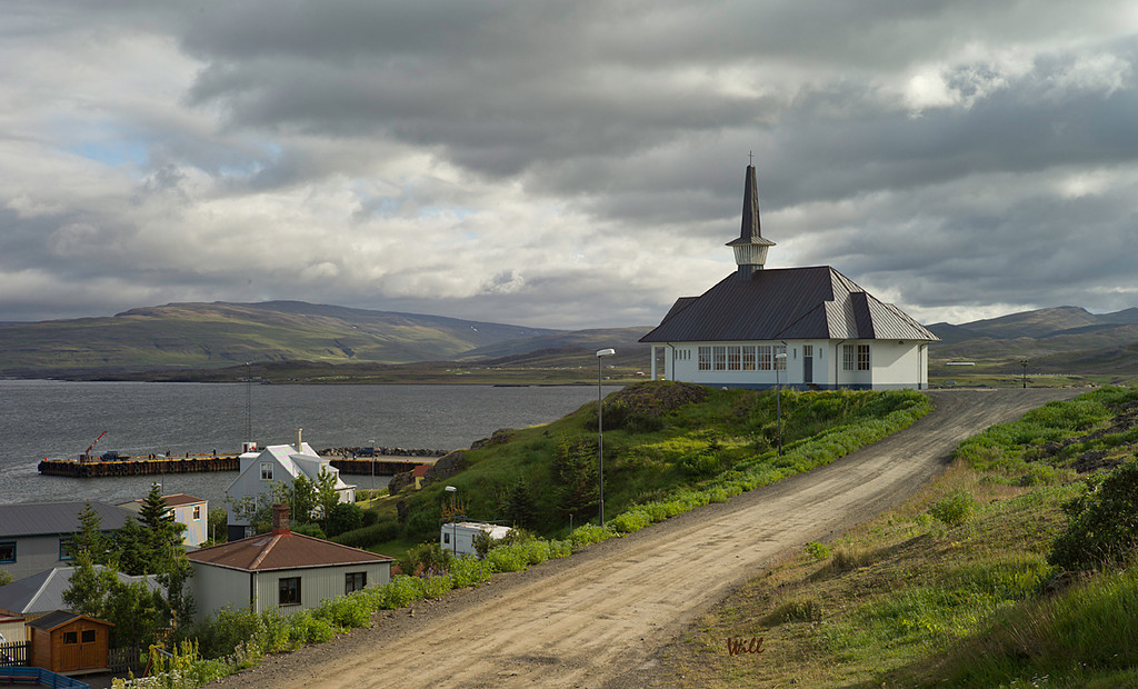 In the 17th century, the Western Fjords were a hotbed of Icelandic witchcraft, and 21 Icelanders were burned alive for sorcery between 1625 and 1683.<br /> <br /> Icelandic witches were 90% men as Icelandic witchcraft was based on written spells and women were largely illiterate.<br /> <br /> Hólmavík is the home of the Museum of Icelandic Sorcery and Witchcraft (a must-see attraction).