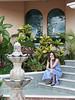 <b>Daphne in the villa courtyard</b>   (Dec 28, 2002, 04:24pm)