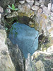 <b>One of the holes in roof of underground river</b>   (Dec 29, 2002, 02:02pm)