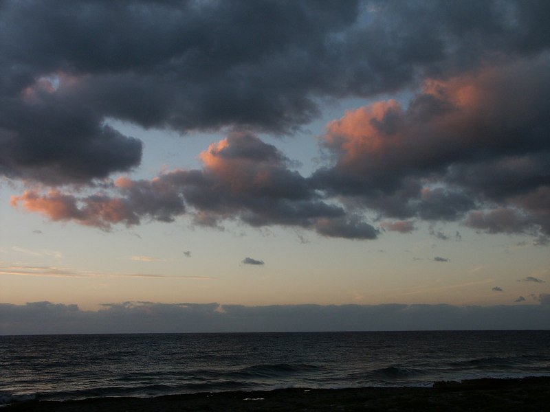 <b>Sunrise over the ocean</b>   (Dec 29, 2002, 06:26am)