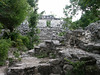<b>Bigger area of ruins at Xcaret</b>   (Dec 29, 2002, 02:15pm)