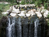 <b>Small waterfall at Xcaret</b>   (Dec 29, 2002, 01:48pm)