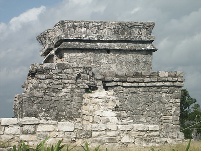 Watch tower at Tulum   (Dec 30, 2002, 10:07am)