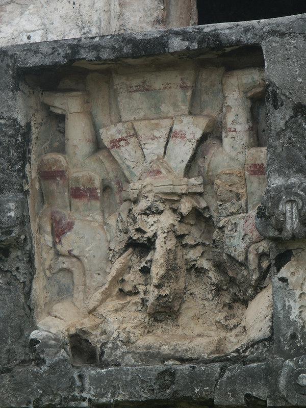 <b>Descending god at Temple of the Frescoes</b>   (Dec 30, 2002, 09:43am)