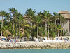 <b>Palm tree covered beach outsiide Oasis hotel</b>   (Dec 31, 2002, 09:10am)
