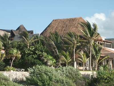 Interesting roof designs along ocean front   (Dec 31, 2002, 08:39am)