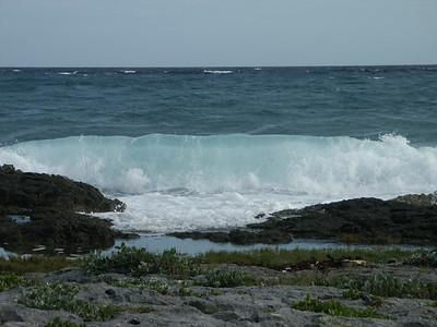 Crashing surf outside of the villa   (Dec 31, 2002, 03:14pm)