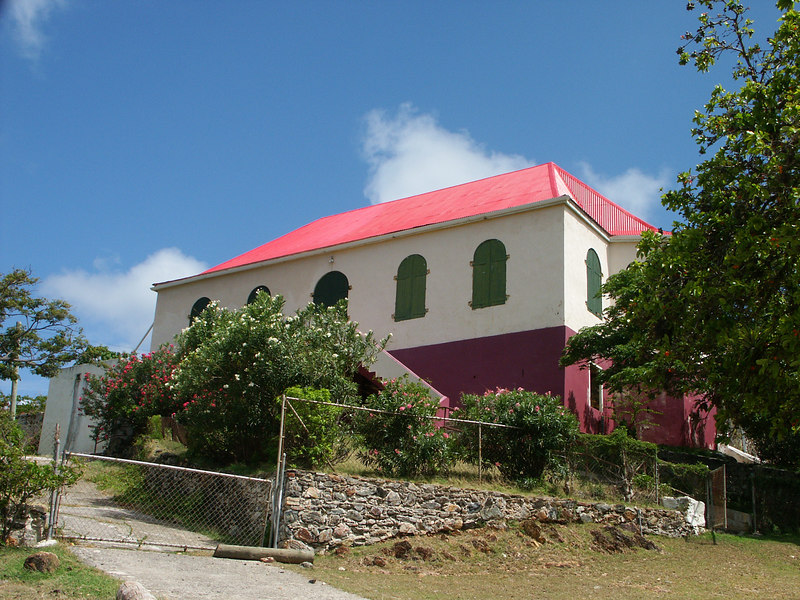 <b>Moravian Church in Coral Bay</b>   (Jul 01, 2002, 10:23am)