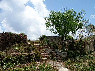 Ruins at the top of Leinster Point   (Jul 01, 2002, 11:20am)