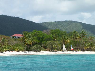 Nice beach on west end of Tortola   (Jul 01, 2002, 12:41pm)