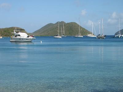 All the boats iin Waterlemon Bay   (Jul 01, 2002, 08:15am)