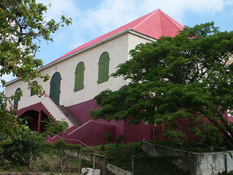 <b>Moravian Church in Coral Bay</b>   (Jul 01, 2002, 09:32am)