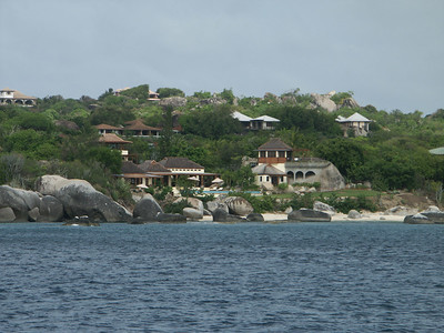 Virgin Gorda coast just north of the Baths   (Jul 03, 2002, 04:03pm)