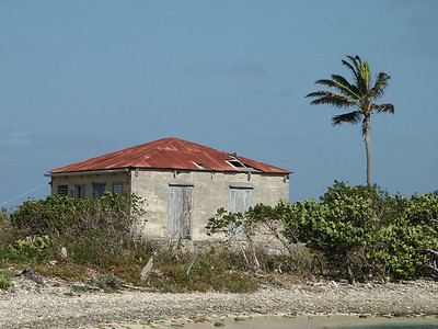 Old house on Sprat Bay, Peter Island   (Jul 03, 2002, 09:30am)