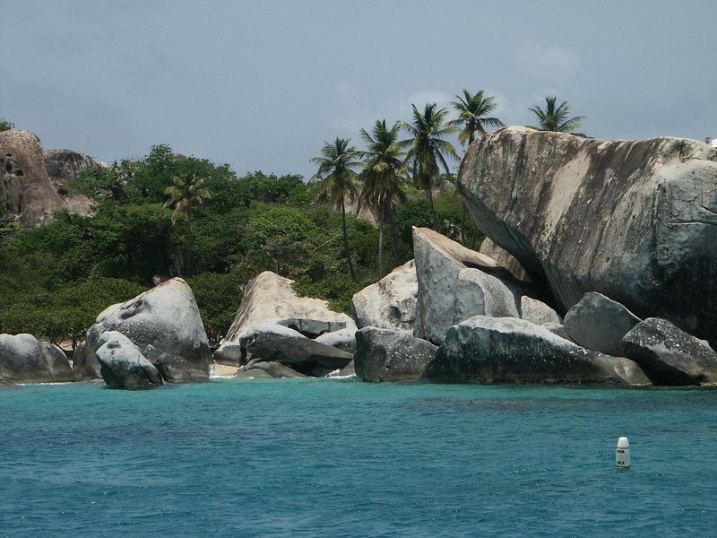 <b>Outside of the Baths on Virgin Gorda</b>   (Jul 03, 2002, 12:52pm)