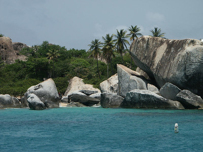 Outside of the Baths on Virgin Gorda   (Jul 03, 2002, 12:52pm)