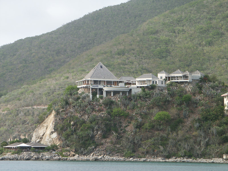 <b>Beautiful hotel on St. Thomas Bay in Virgin Gor</b>   (Jul 03, 2002, 04:51pm)