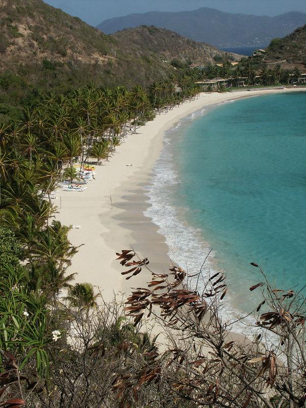 <b>Another view of Deadman's Bay beach</b>   (Jul 03, 2002, 08:59am)