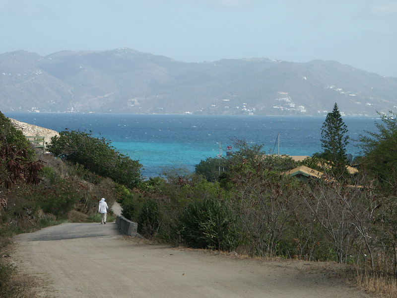 <b>Tortola in the distance seen from Peter Island </b>   (Jul 03, 2002, 09:17am)