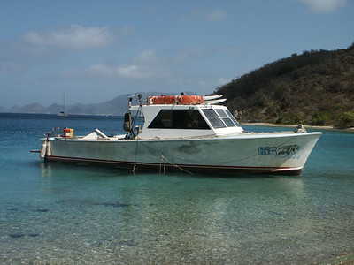 This old fishing boat still floats in Great Har   (Jul 03, 2002, 09:46am)