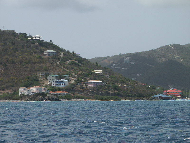 <b>South coast of Tortola</b>   (Jul 04, 2002, 02:17pm)