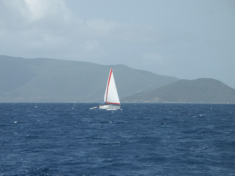 <b>Yet another sailboat on Sir Francis Drake Chann</b>   (Jul 04, 2002, 01:32pm)