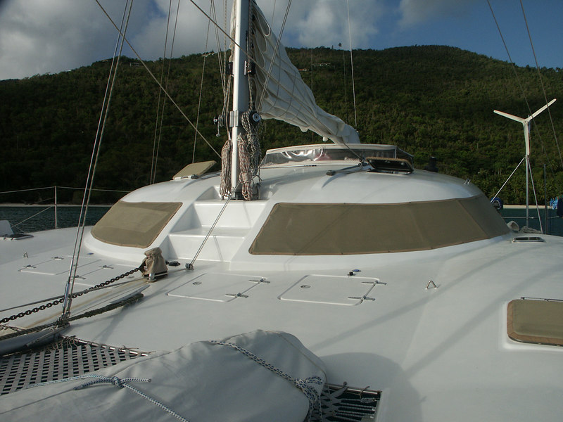 <b>The deck of Cat-Maudy</b>   (Jul 05, 2002, 07:18am)