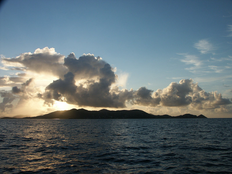 <b>Sunrise in the virgin islands</b>   (Jul 06, 2002, 06:15am)