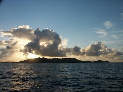 Sunrise in the virgin islands   (Jul 06, 2002, 06:15am)