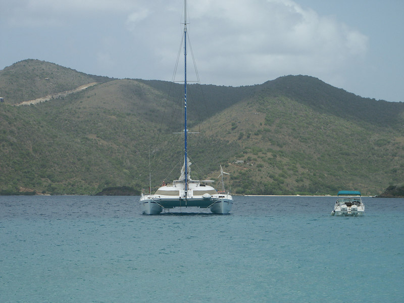<b>Cat-Maudy seen from Green Cay</b>   (Jun 30, 2002, 11:42am)