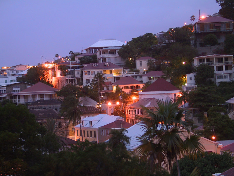 <b>Charlotte Amalie from our room at the 1829 hote</b>   (Jun 29, 2002, 05:29am)