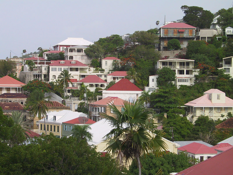 <b>Charlotte Amalie from our room at the 1829 hote</b>   (Jun 29, 2002, 07:56am)