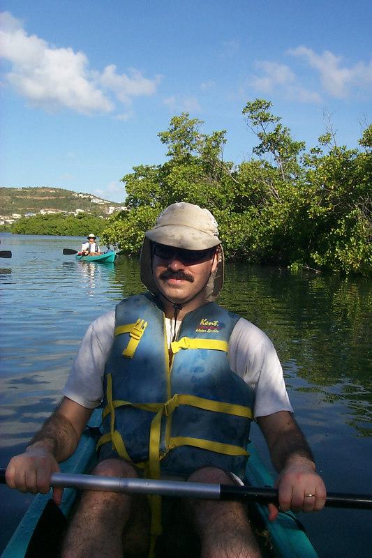 <b>Joel in a Kayak</b>   (Dec 25, 2000, 09:23am)