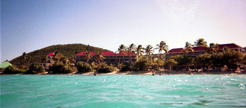 <b>Sapphire Beach Resort</b>   (Dec 25, 2000, 02:00pm)