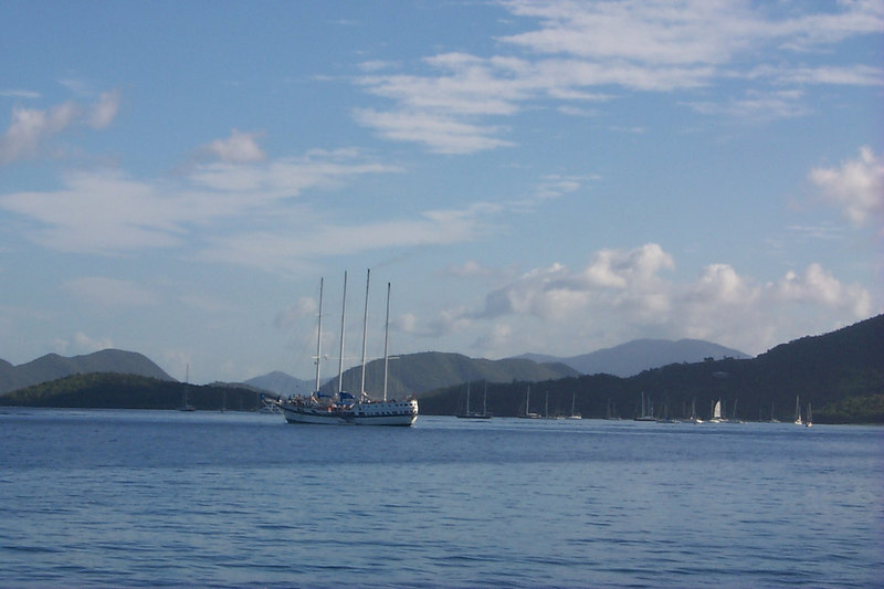<b>Tortola and St John</b>   (Dec 26, 2000, 09:16am)
