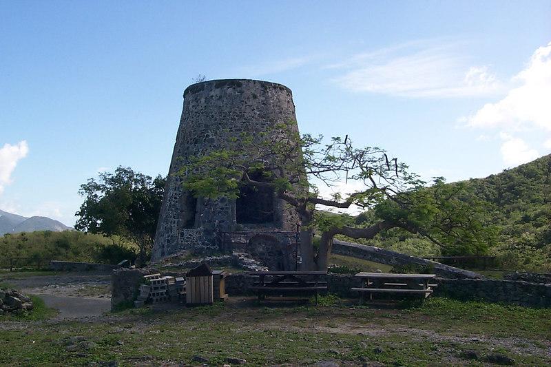 <b>Windmill at Annaberg Ruins</b>   (Dec 26, 2000, 10:38am)