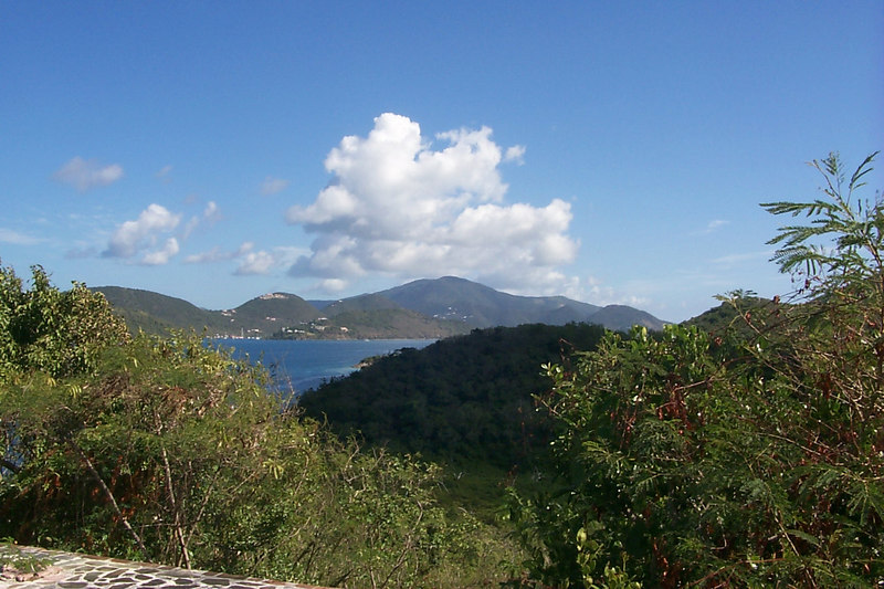 <b>Tortola from Annaberg Ruins</b>   (Dec 26, 2000, 10:36am)