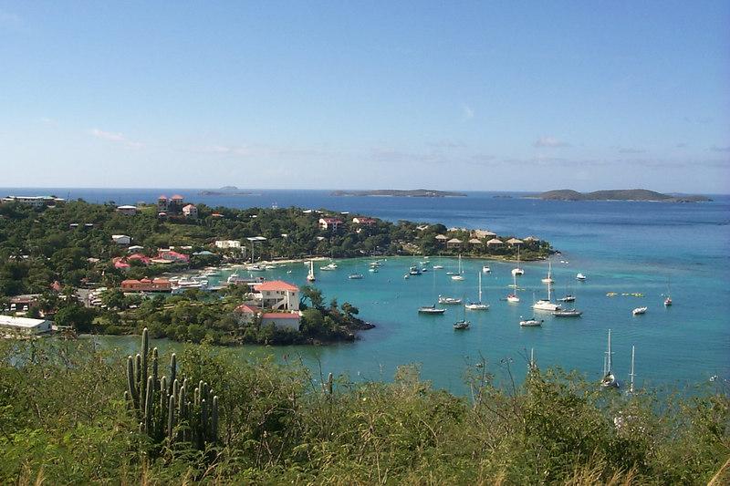 <b>Overlooking Cruz Bay</b>   (Dec 26, 2000, 09:53am)