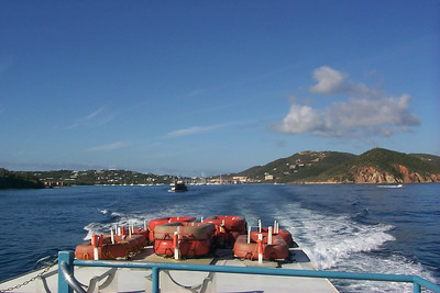 Looking Back at St Thomas   (Dec 26, 2000, 09:11am)