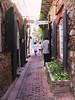 <b>Alley in Charlotte Amalie Shopping Area</b>   (Dec 27, 2000, 12:40pm)