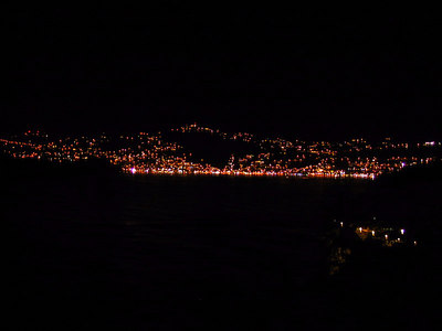 Charlotte Amalie at Night   (Dec 27, 2000, 07:27pm)