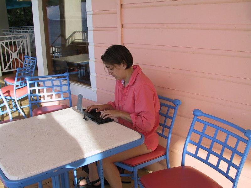 <b>Daphne Keeping Her Journal</b>   (Dec 28, 2000, 08:13am)