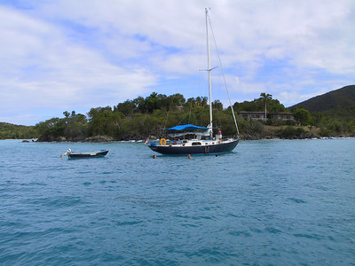 Anchoring in Caneel Bay   (Dec 28, 2000, 11:25am)