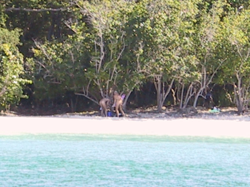 <b>Solomon Bay Beach Has Some Interesting Scenery</b>   (Dec 28, 2000, 02:37pm)