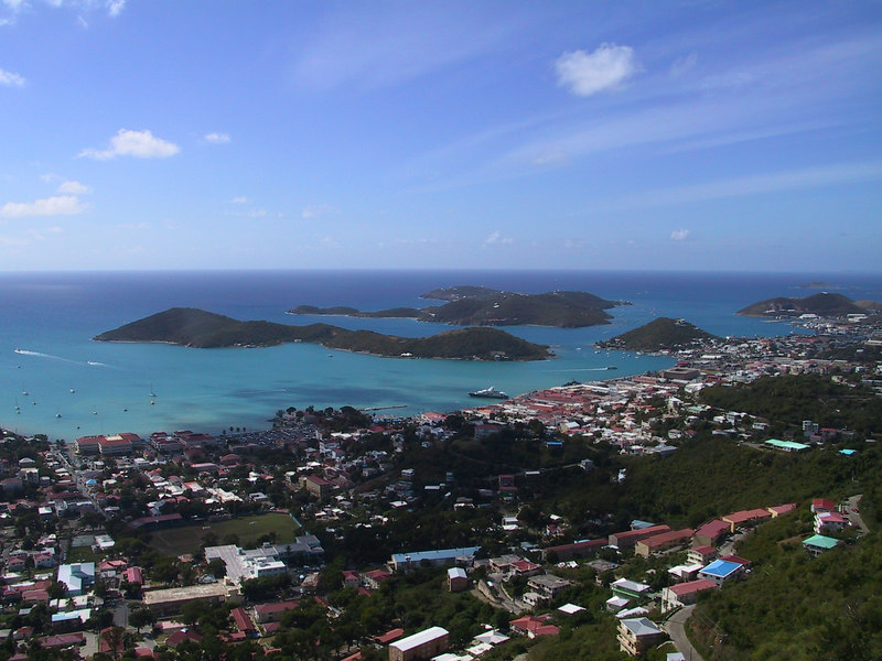<b>Charlotte Amalie and Nearby Islands</b>   (Dec 29, 2000, 11:10am)