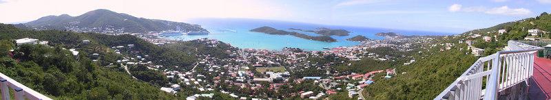 Charlotte Amalie Panorama   (Dec 29, 2000, 11:06am)