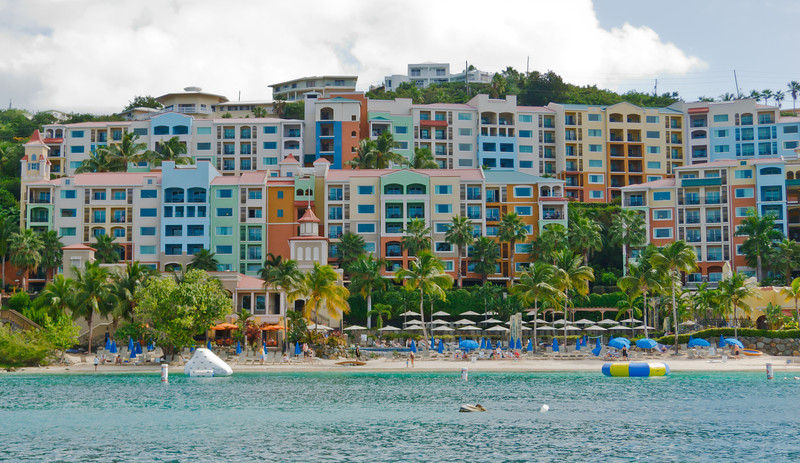 Frenchman Cove, new Marriott timeshares on St. Thomas